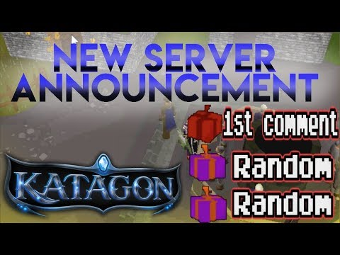 SERVER RE-RELEASE | NEW PLAYERS GET FREE MBOX | KATAGON