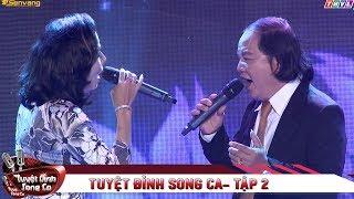 Xuất hiện nam thí sinh có giọng hát cực kì giống danh ca Duy Khánh | Tuyệt Đỉnh Song Ca Tập 2
