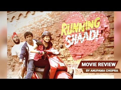 Running Shaadi Movie Review | Anupama...