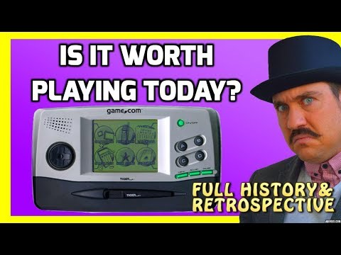 Is The Tiger Game.Com Worth Playing Today? - Retro Gaming History, Review, Retrospective - THGM
