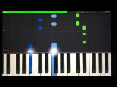 Daughter - Smother - Piano Tutorial - BODO