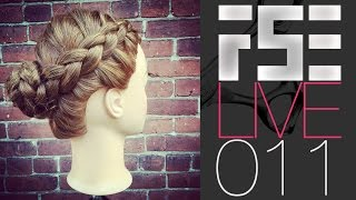 FSE LIVE PODclass #011 | Our Favorite Hair Styles from the Oscars Step by Step