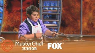 Let The Pancake Challenge Begin   Season 2 Ep. 2   MASTERCHEF JUNIOR
