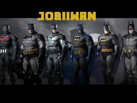 How to Change Skins | Batman: Arkham City