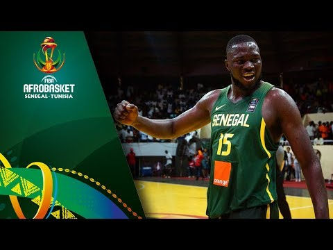Top 5 Plays - Semi-Finals - FIBA AfroBasket 2017