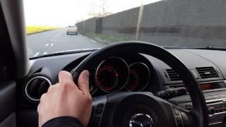 Mazda 3 MPS test drive