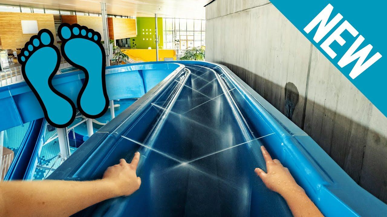 Sky Surfer - Stand Up Water Slide! [NEW] Europabad Karlsruhe