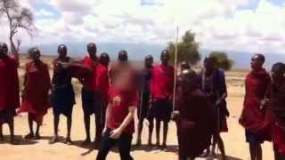 uteヲタがケニア・アンボセリのマサイ村に行ってみた 本物のマサイはや...