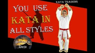 All Martial Arts And Sports Use Kata to Train