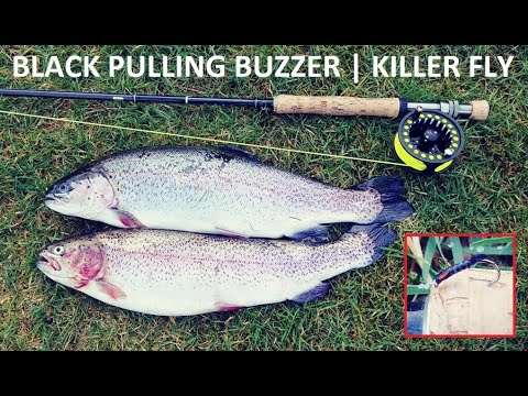 Fly Fishing Trout Buzzers | Pennine Trout Fishery UK