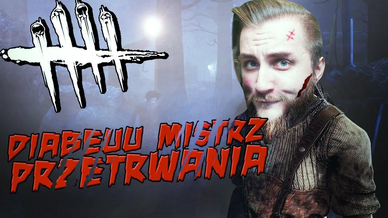 DIABEUU MISTRZ PRZETRWANIA! | Dead by daylight [#67] (With: Diabeuu)