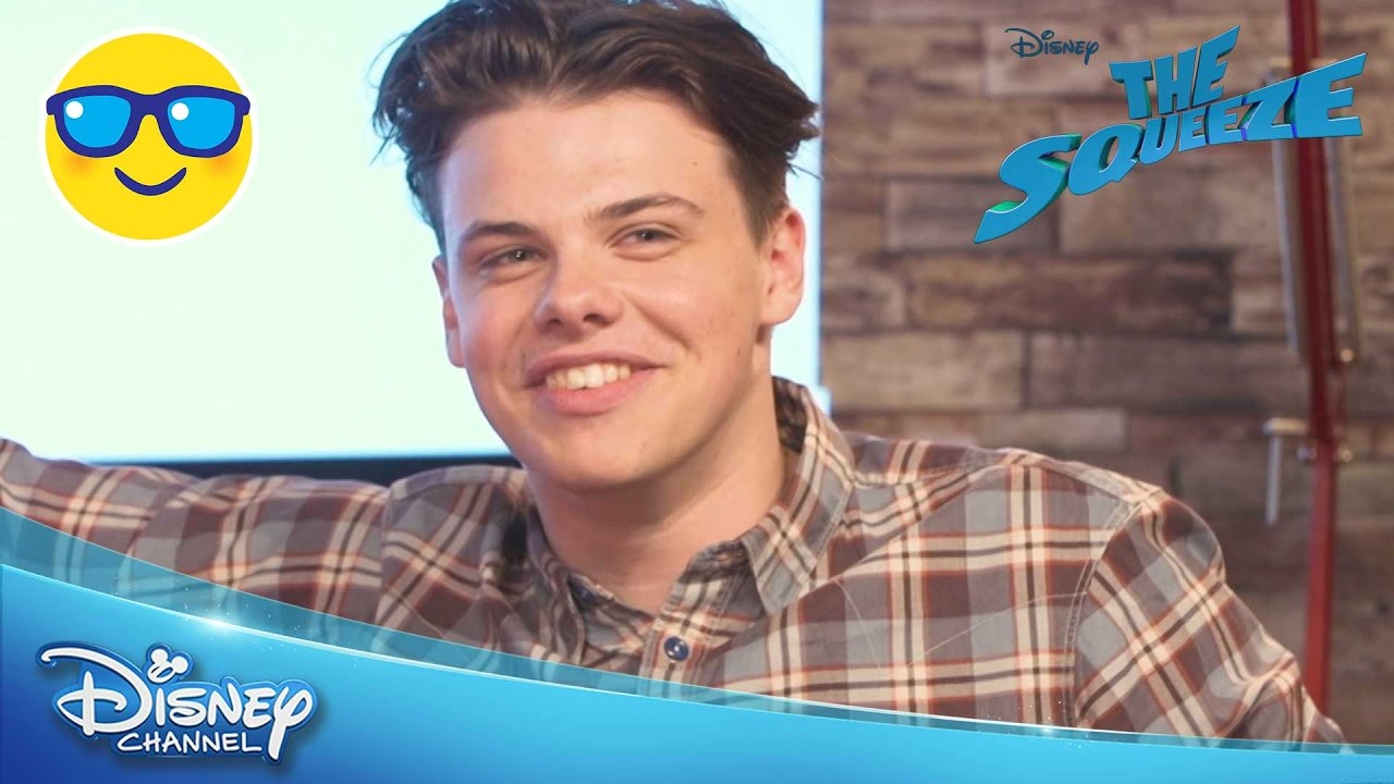 The Squeeze The Lodge Official Disney Channel Uk Youtube