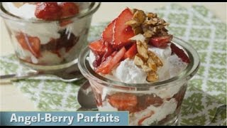 Desserts in a Snap Angel Berry Parfaits Thumbnail