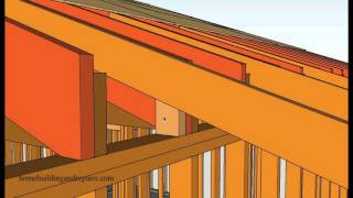 How to Extend or Add a Roof Overhang to Building – Remodeling Tips