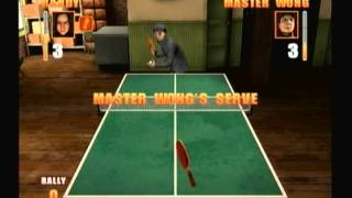 Let's Play Lame Games: Balls Of Fury (Wii) Part2