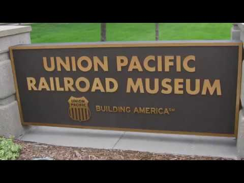 Visiting Union Pacific Railroad Museum, Museum in Omaha, Nebraska, United States