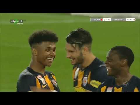 Szoboszlai Dominik legszebb góljai a Salzburgban 2019/20 HD thumbnail
