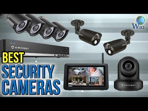 10 Best Security Cameras 2017