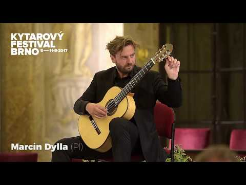 Marcin Dylla | International Guitar Festival BRNO'17