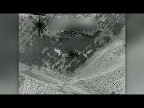 Operation Inherent Resolve destroyed an ISIS artillery system near Raqqah, Syria, May 14, 2017 .