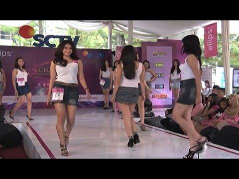 Audisi Miss Celebrity 2014 Di Bandung - WasWas 30 September 2014