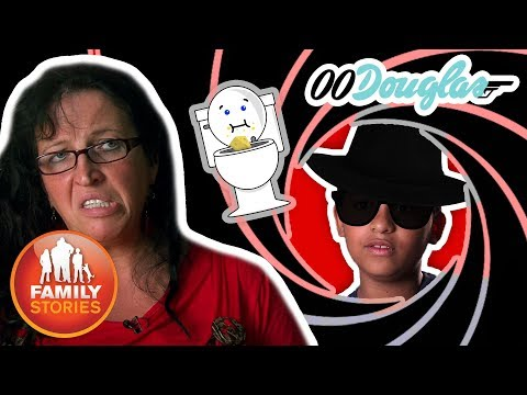 Null Null Douglas - Lizenz zum Spülen | Hilfe - Ich bin käsesüchtig! | Family Stories