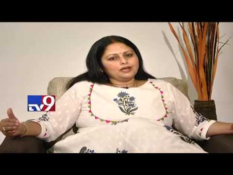 Actress Jayasudha on her Life -  Exclusive Interview - TV9