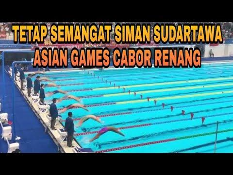 ASIAN GAMES 2018 CABOR RENANG, SIMAN SUDARTAWA