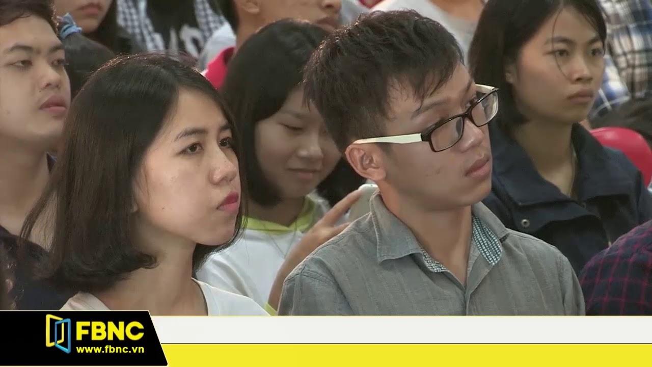 Sinh viên biện luận – Bảng C phiên 3 : Đại học Kinh Tế TP.HCM – Đại học Tài chính Marketing |FBNC
