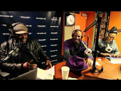 Capone Talks About Dating White Women On #SwayInTheMorning | Sway's Universe