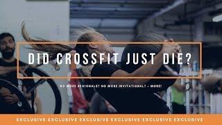 2019 Crossfit Changes?!?!  Exclusive