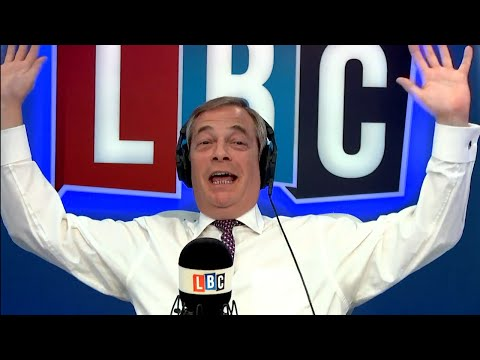 The Nigel Farage Show: Does Italy's populist surge spell the end of the EU? LBC - 5th March 2018