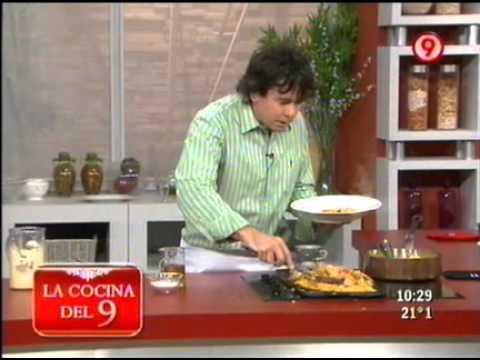 Paella a la sart n 3 de 4 ariel rodriguez palacios doovi for Cocina 9 ariel rodriguez palacios facebook