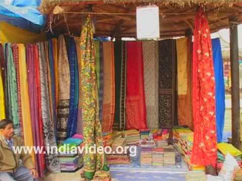 Colourful Bengali Handloom Sarees