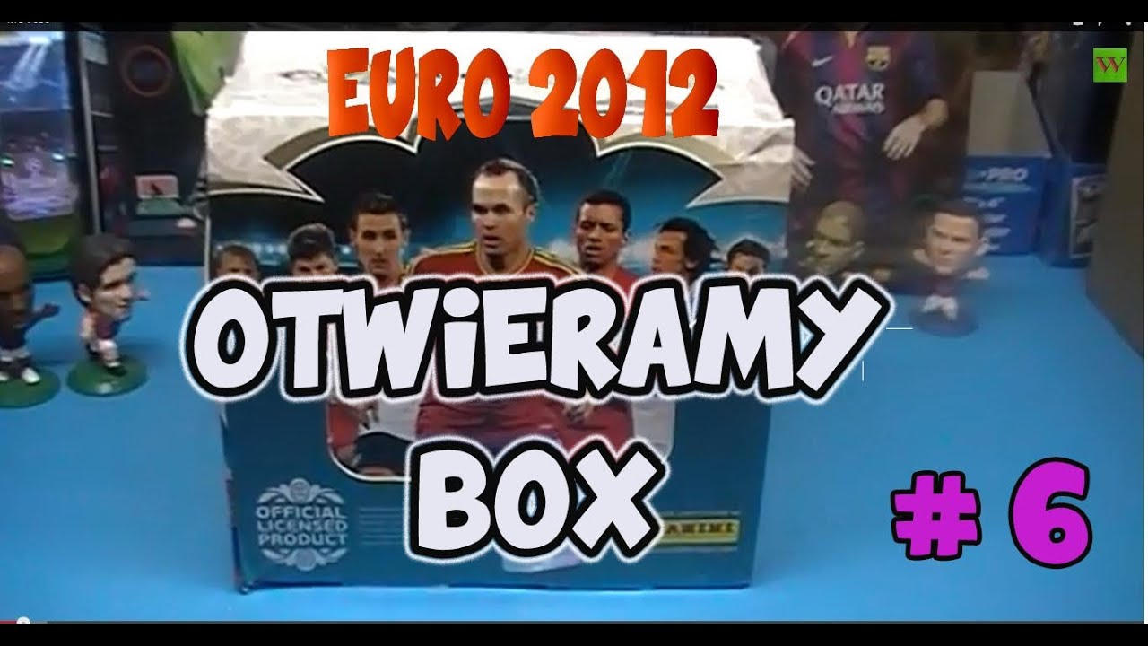 otwieramy box panini adrenalyn xl euro 2012 6 7 youtube. Black Bedroom Furniture Sets. Home Design Ideas