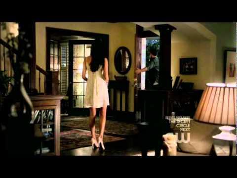 Vampire Diaries 3x01 The Birthday ending scene Forwood sex, Alaric & Elena, Damon scene
