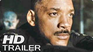 BRIGHT Trailer German Deutsch (2017)