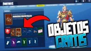 COMPLETELY FREE OBJECTS!!! (PS4, XBOX & PC) Fortnite: Battle Royale
