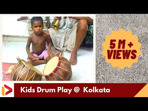 Kid�s Drum Play, Kolkata