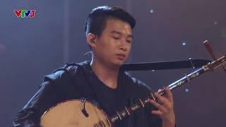 vietnams got talent 2016 -gala chung ket - doc tau dan nguyet spectre - trung luong