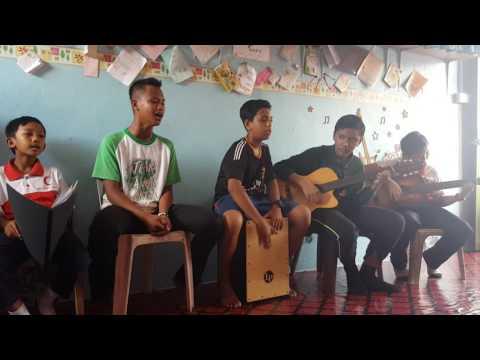 Aishah - satu band (cover by Jefzz Kesenian SKL)