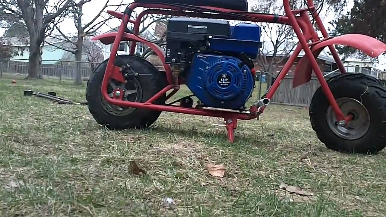 65 hp baja doodlebug mini bike - Mini Bike Frames For Sale