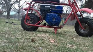 6 5 hp baja doodlebug mini bike