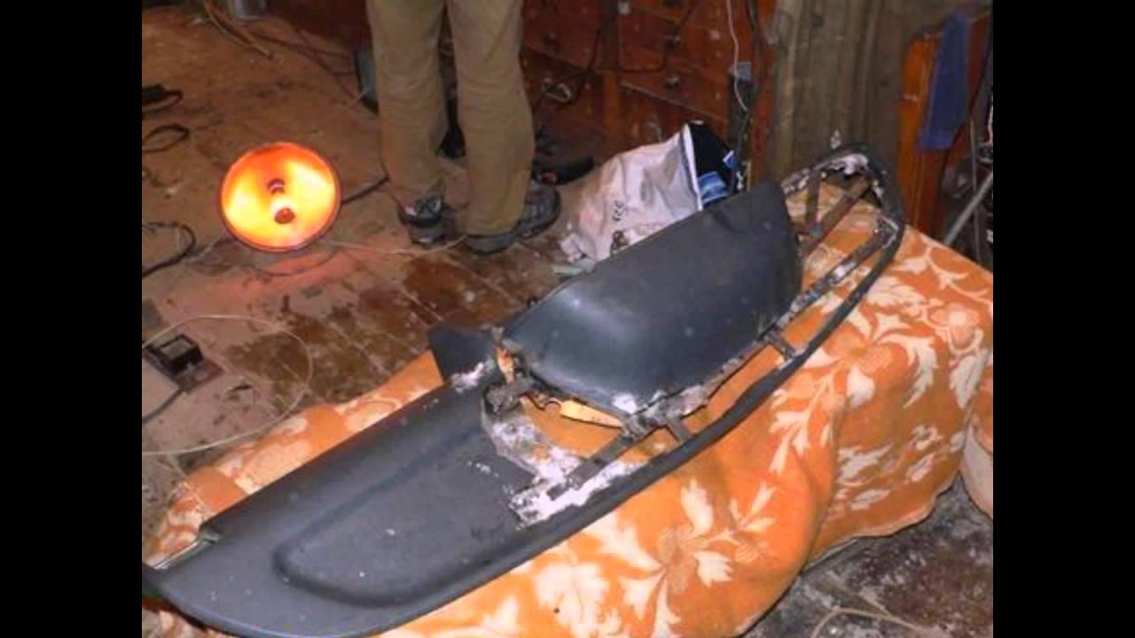 Как перенести панель приборов ВАЗ в центр торпеды