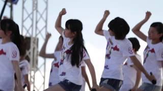 AKB Team 8 最年少の宮里莉羅ちゃん 彼女の地元で沖縄県の北谷町で先日...