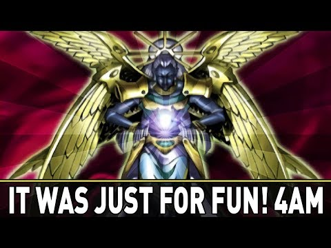 IT WAS JUST FOR FUN! | YuGiOh Duel Links PVP Mobile  w/ ShadyPenguinn