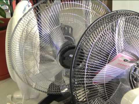 Venta de ventiladores y aire marta buzzella hogar youtube - Ventiladores silenciosos hogar ...