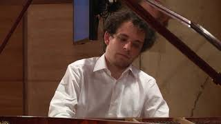 Benjamin d'Anfray – F. Chopin, Barcarolle in F sharp major, Op. 60 (First stage)