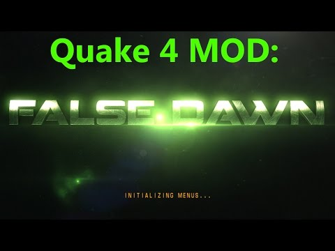 GX Gaming - Quake 4 [Part 12] - MOD: [False Dawn]