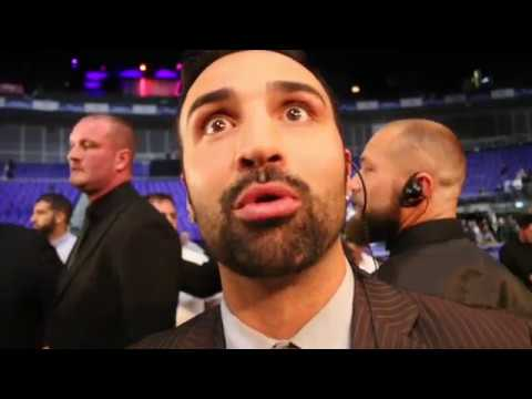 'DAVID HAYE & TONY BELLEW SHOULD BOTH RETIRE NOW' - PAULIE MALIGNAGGI BRUTALLY HONEST AFTER FIGHT